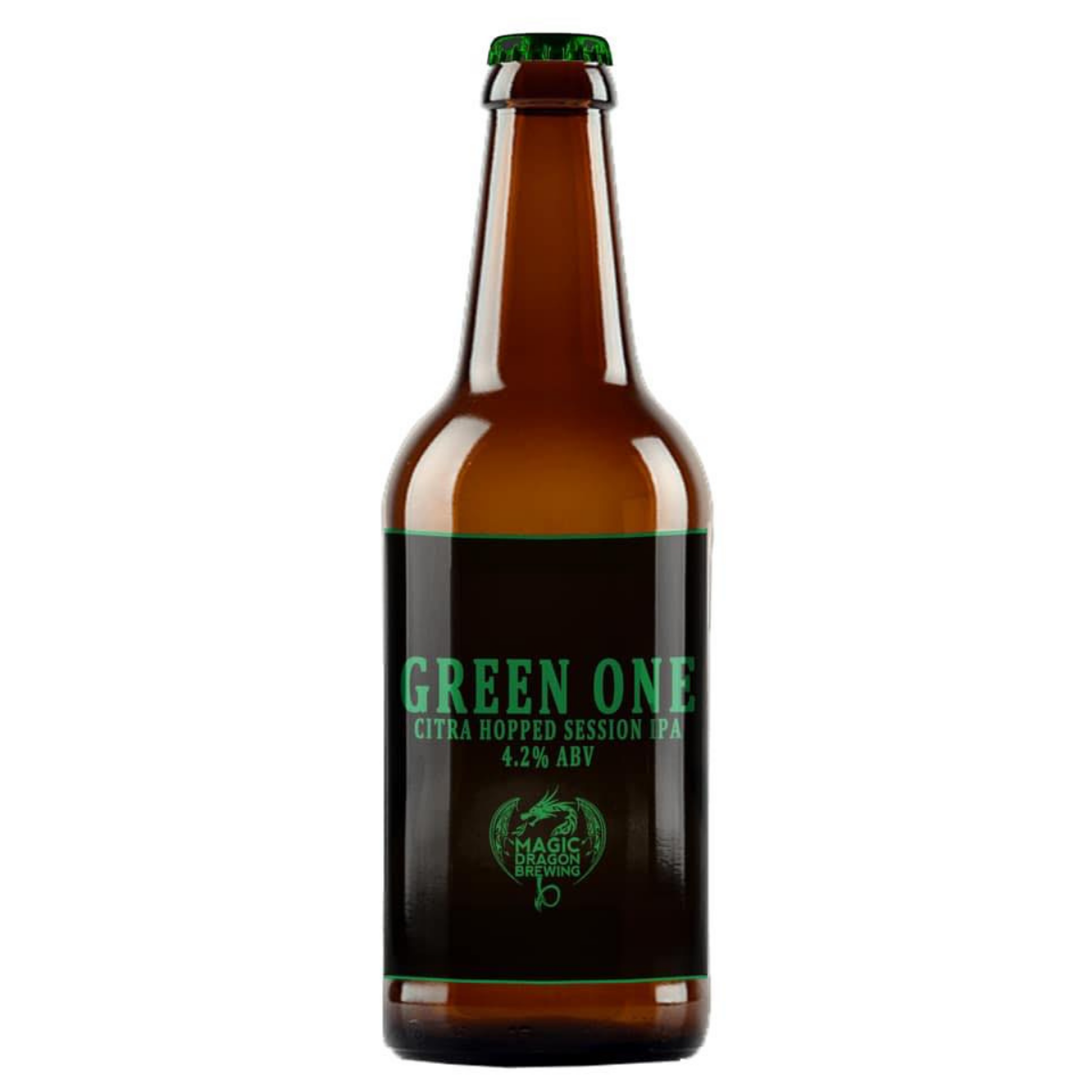 The Green on Real Ale in Wales